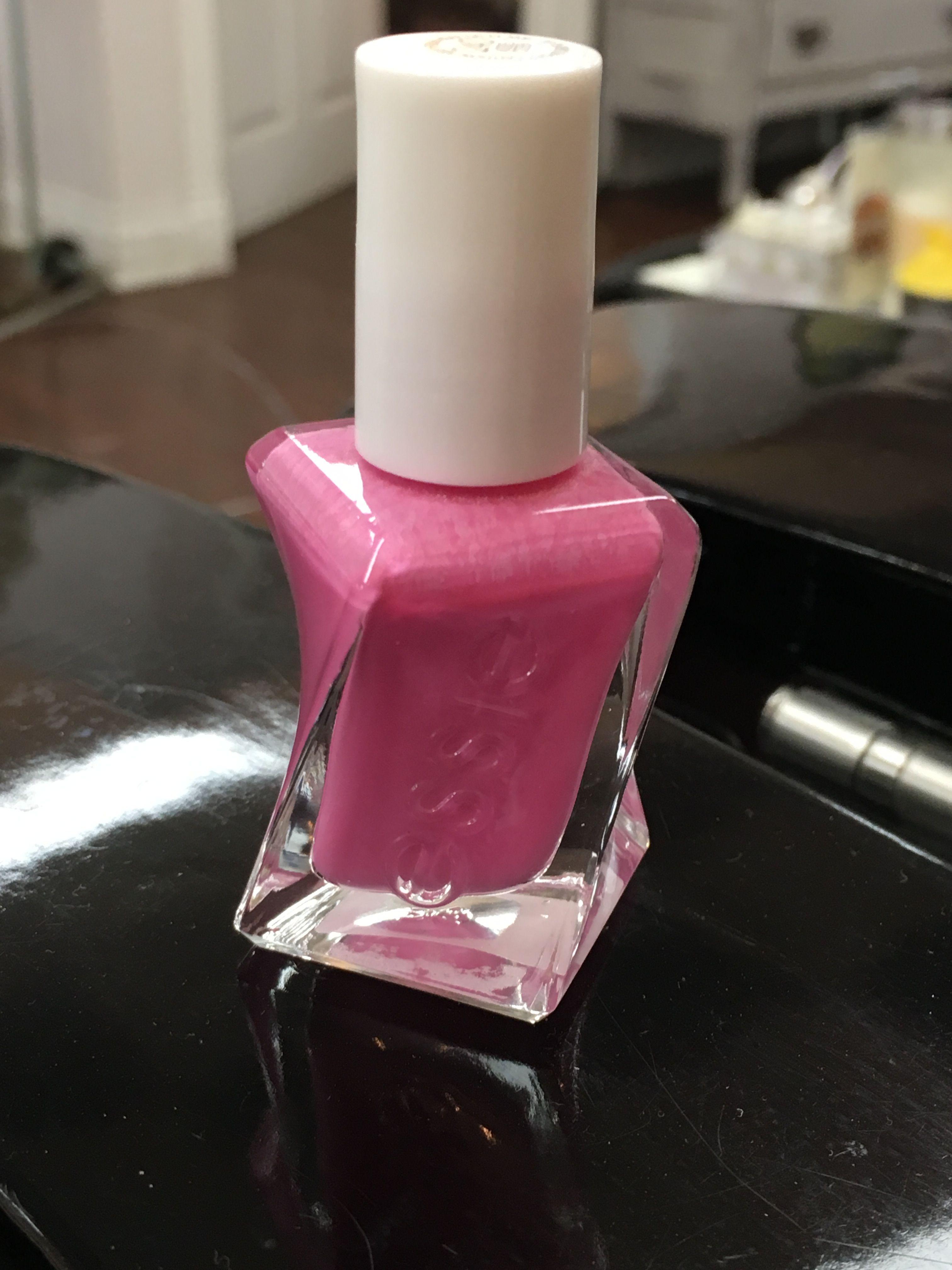 Pretty Pink Nail Polish 💕