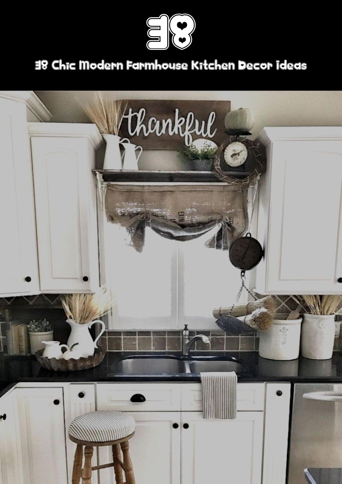 Tumblr Farmhouse Kitchen Decor Modern Kitchens