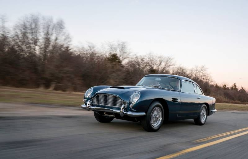 Five Gorgeous Classics From The Rm Sotheby S Amelia Island Auction Aston Martin Aston Martin Db5 British Sports Cars