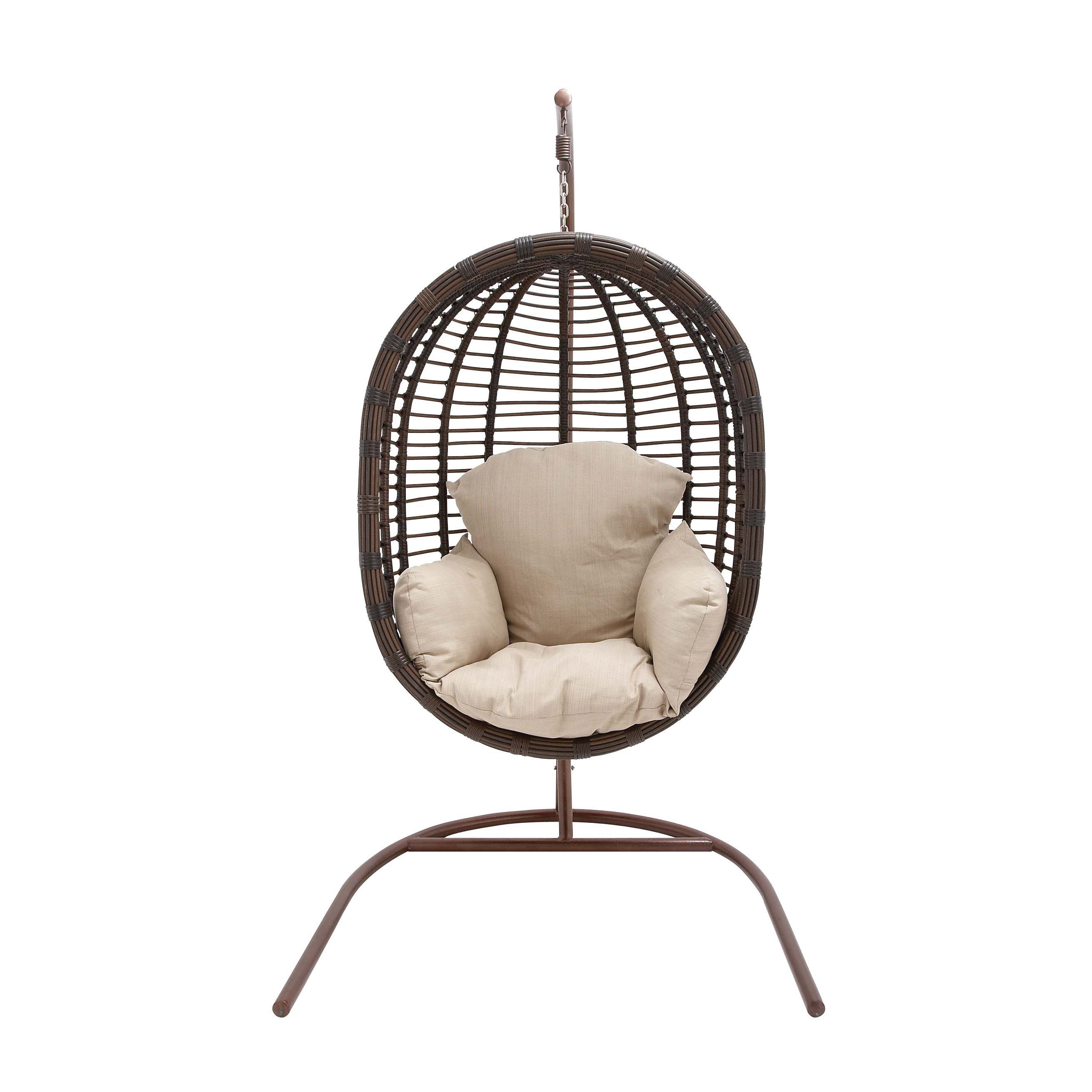 canvas up chair swing pin pounds single pinmydreambackyard with oak arms holds swinging turf to