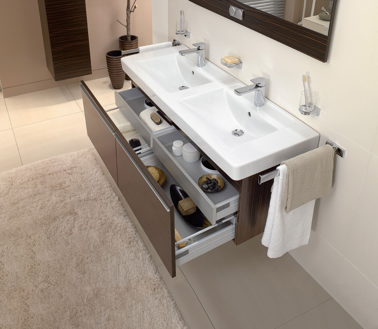 Mueble Central Line Casita Pinterest Bathroom cabinets Kid