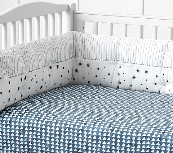 Organic Lawson Baby Bedding With Images Organic Crib Sheets