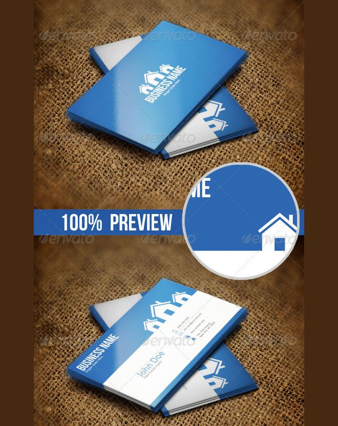 40 Creative Real Estate and Construction Business Cards designs ...