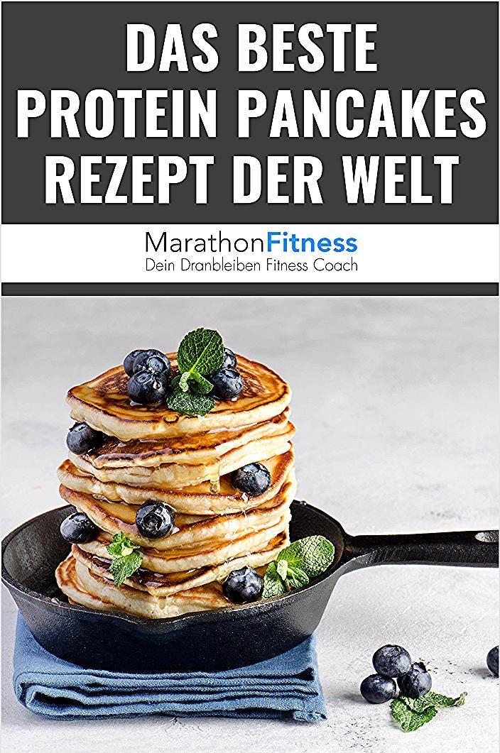 Vielleicht gehörst Du bald auch zu den Dranbleibern, die dieses Protein Pancakes Rezept lieben. Gibt...