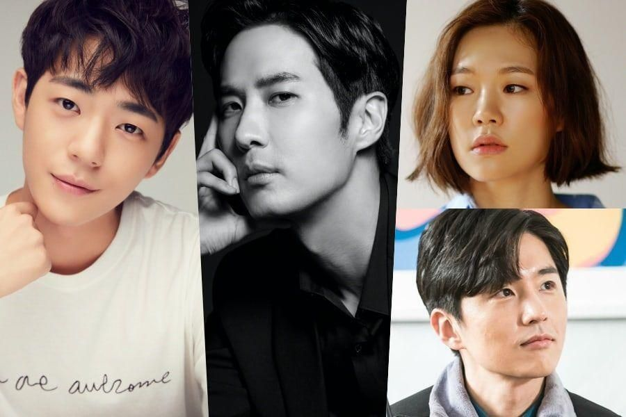 Update: Shin Jae Ha And Kim Ji Suk Join Han Ye Ri, Shin Dong Wook, And AOA's Hyejeong In New Drama