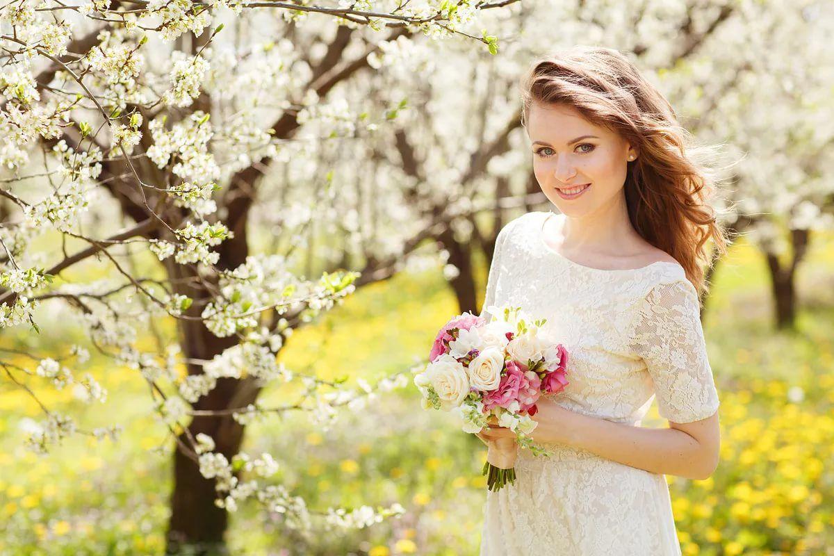 фото цветущие яблони фотосессия своими руками сделать