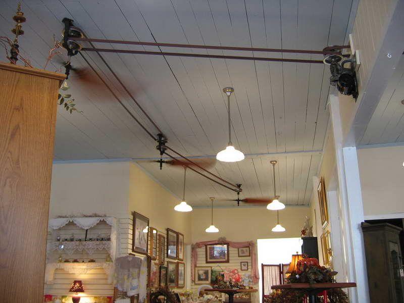 17 parasta ideaa: Belt Driven Ceiling Fans Pinterestissä:,Lighting