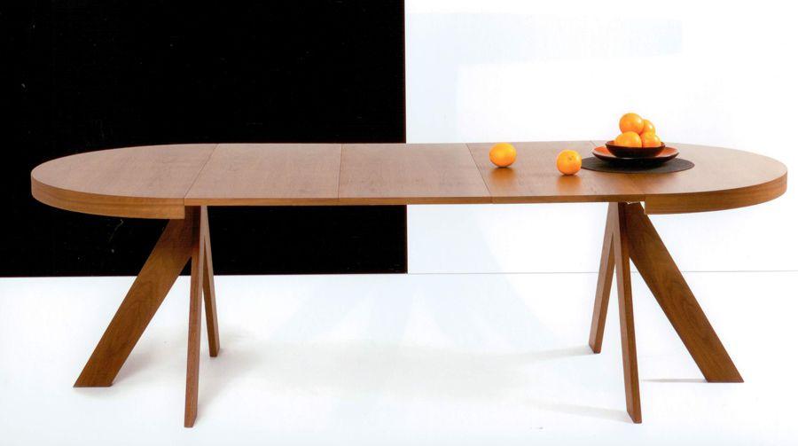 Mesa extensible redonda oval alicante murcia pinteresting pinterest mesas extensibles - Mesa redonda comedor extensible ...