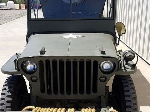 made by mitsubishi 1987 willys jeep cj3b military for sale in 2020 willys jeep military jeep willys pinterest