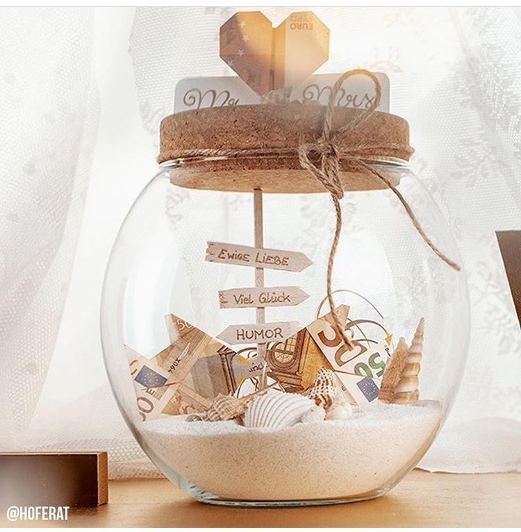 Hochzeitsgeschenk idee