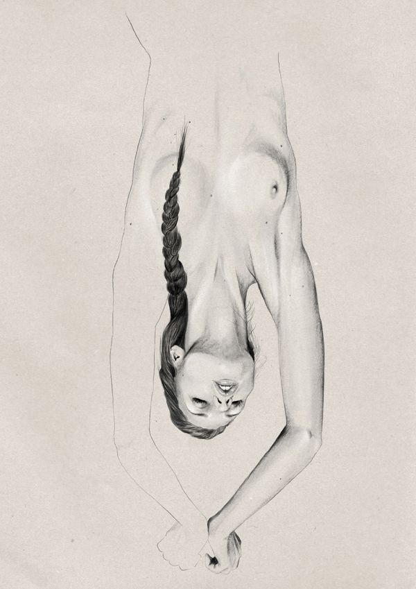 Judith van den Hoek #illustration #art #drawing