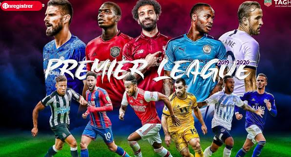 القنوات المفتوحة الناقلة لمباريات الدوري الإنجليزي 2021 مباشرة In 2021 Premier League Premier League Logo Liverpool Champions League