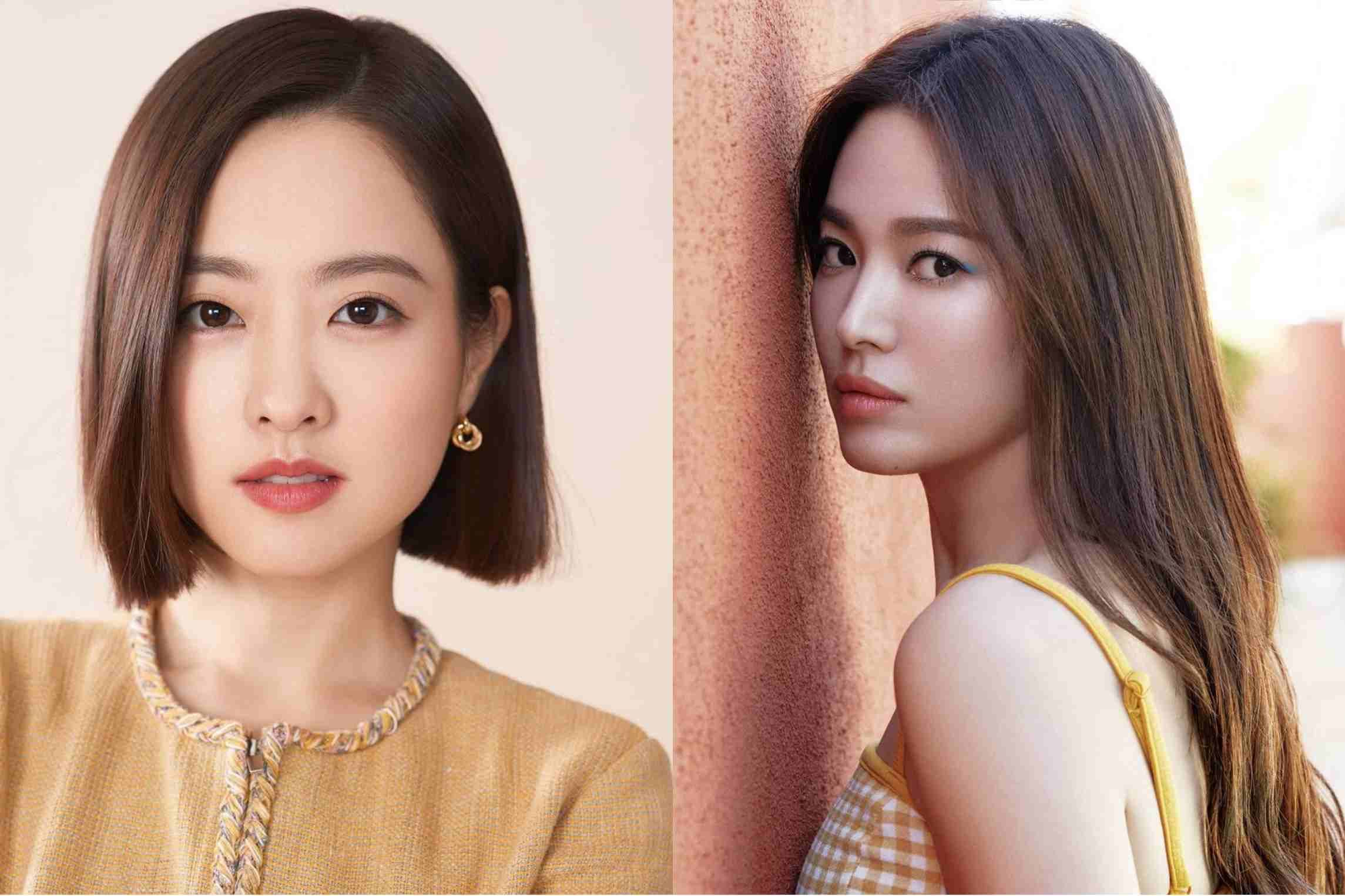 Deretan 20 Aktris Korea Yang Dilabeli Cantik Sepanjang Masa Di 2020 Aktris Aktris Korea Korea