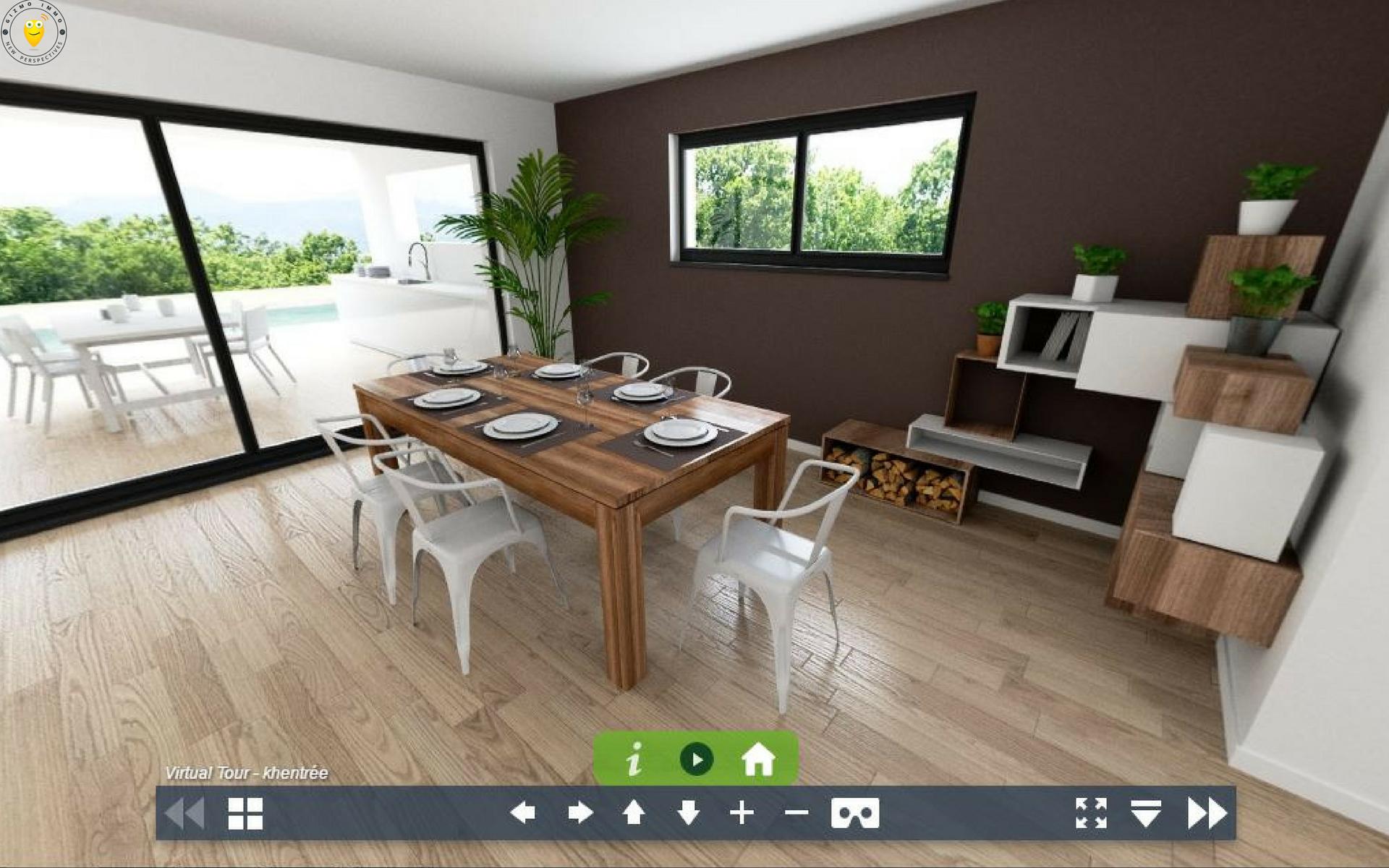 Maison Crisalis ★ Maison individuelle ★ Complete 3D ...