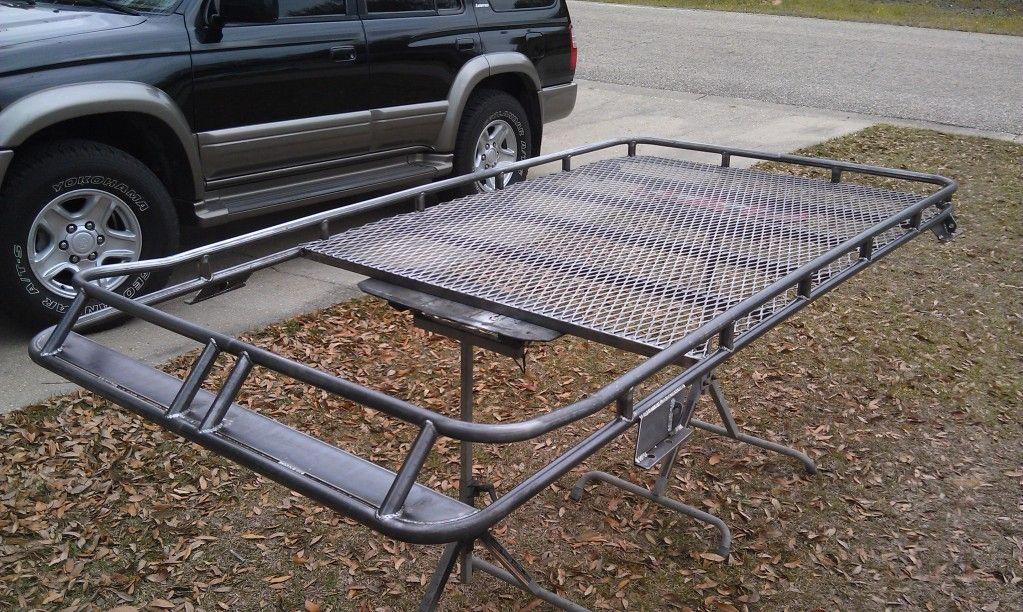 Jeep Grand Cherokee Roof Rack >> 4th gen | 4th gen 4runner, 4runner accessories, Toyota 4runner