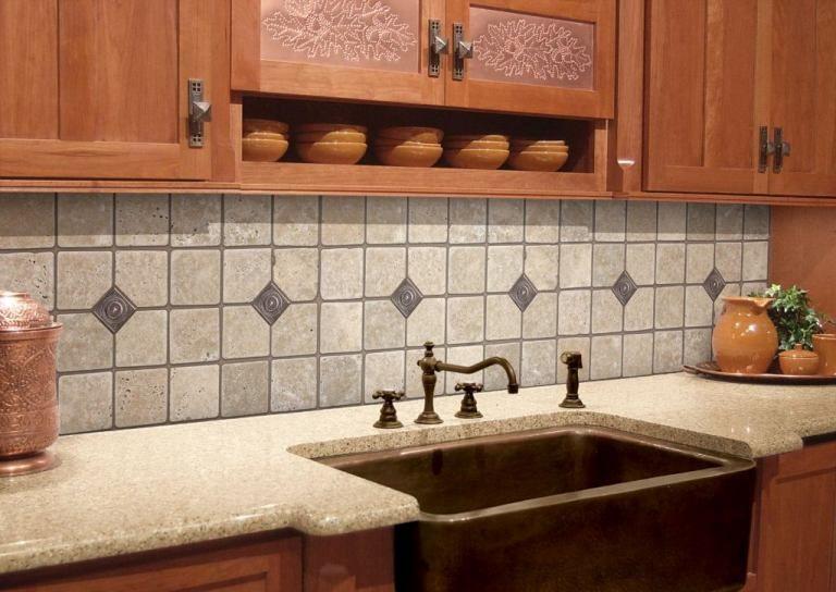 Tile Backsplash Küchen Fliese Backsplash Ist Ein Design, Das Sehr Beliebt  Ist Heute. Design