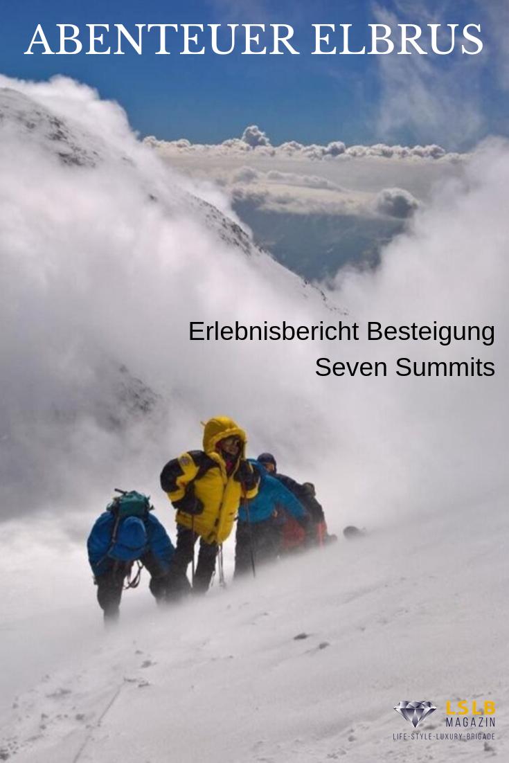 Der Elbrus Bergabenteuer Seven Summits Kaukasus Lslb Magazin Reisebericht Reisen Weltreise