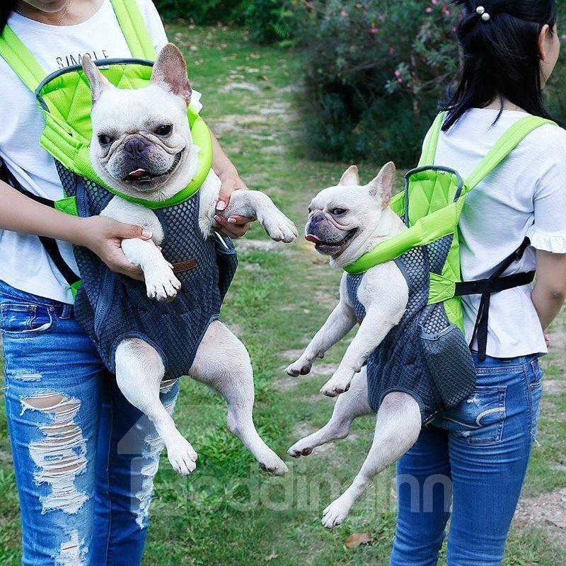 Front Pet Dog Carrier Front Chest Backpack Pet Cat Puppy Tote Holder Bag Sling Outdoor Beddinginn Com