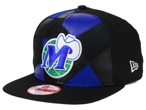 the latest a22ca 33b5c Dallas Mavericks New Era NBA HWC Cut   Paste 9FIFTY Snapback Cap Hats