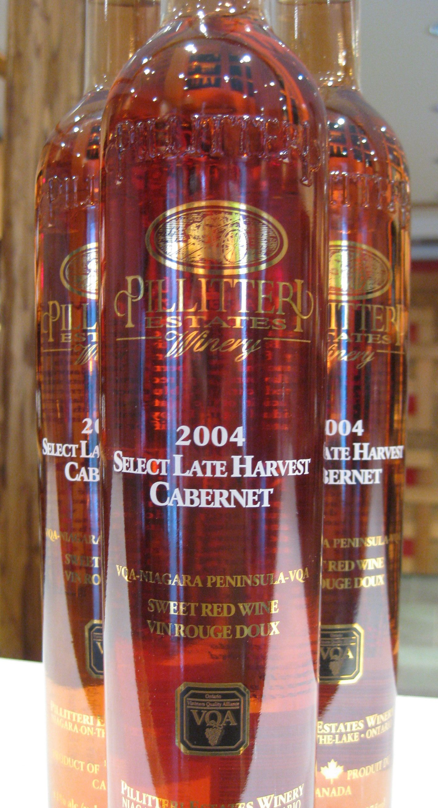 2004 Select Late Harvest Cabernet Red Dessert Wine Wine Red Wine Dessert Winery Wine Desserts