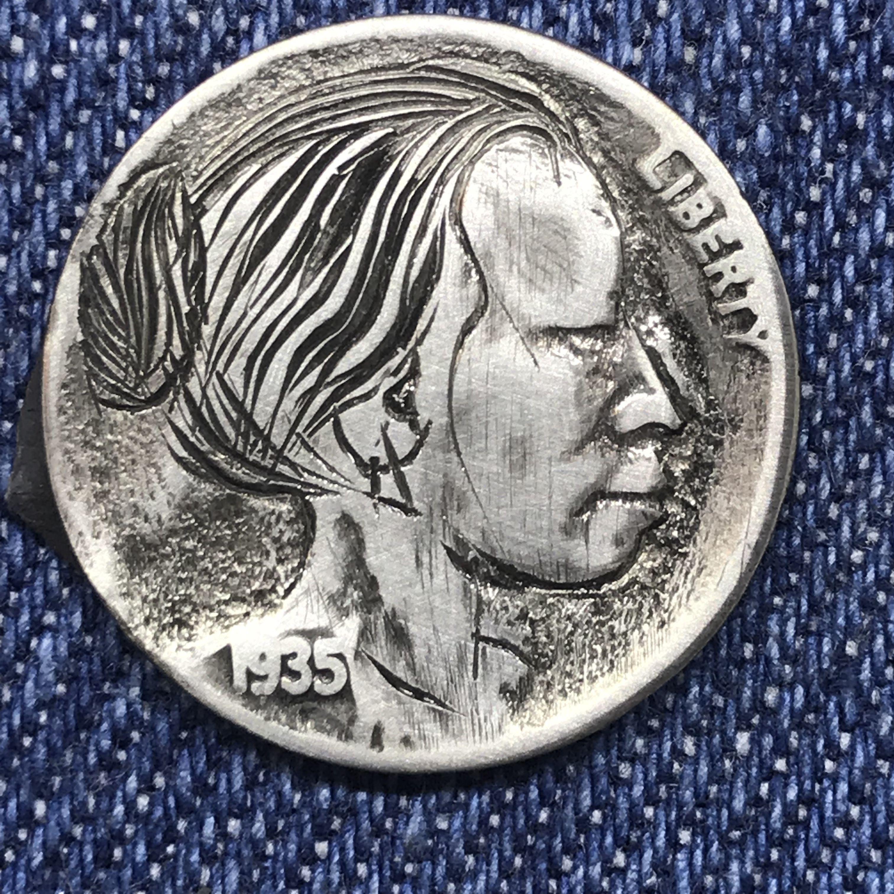 Pin By Steve Phelps On My Hobo Nickels