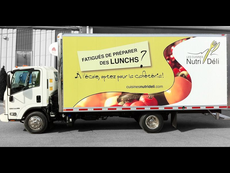 Les cuisines Nutri Deli / Wrap complet
