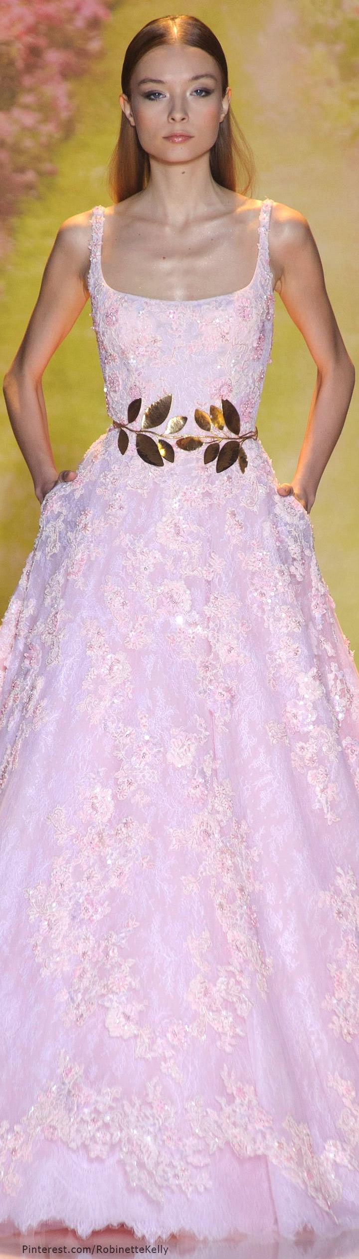 Zuhair Murad Haute Couture | S/S 2014 v | Zuhair Murad | Pinterest ...