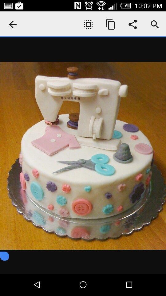 Sewing Machine Cake | Sewing Machine Cake | Pinterest | Sewing Machine Cake Cake And Designer Cakes