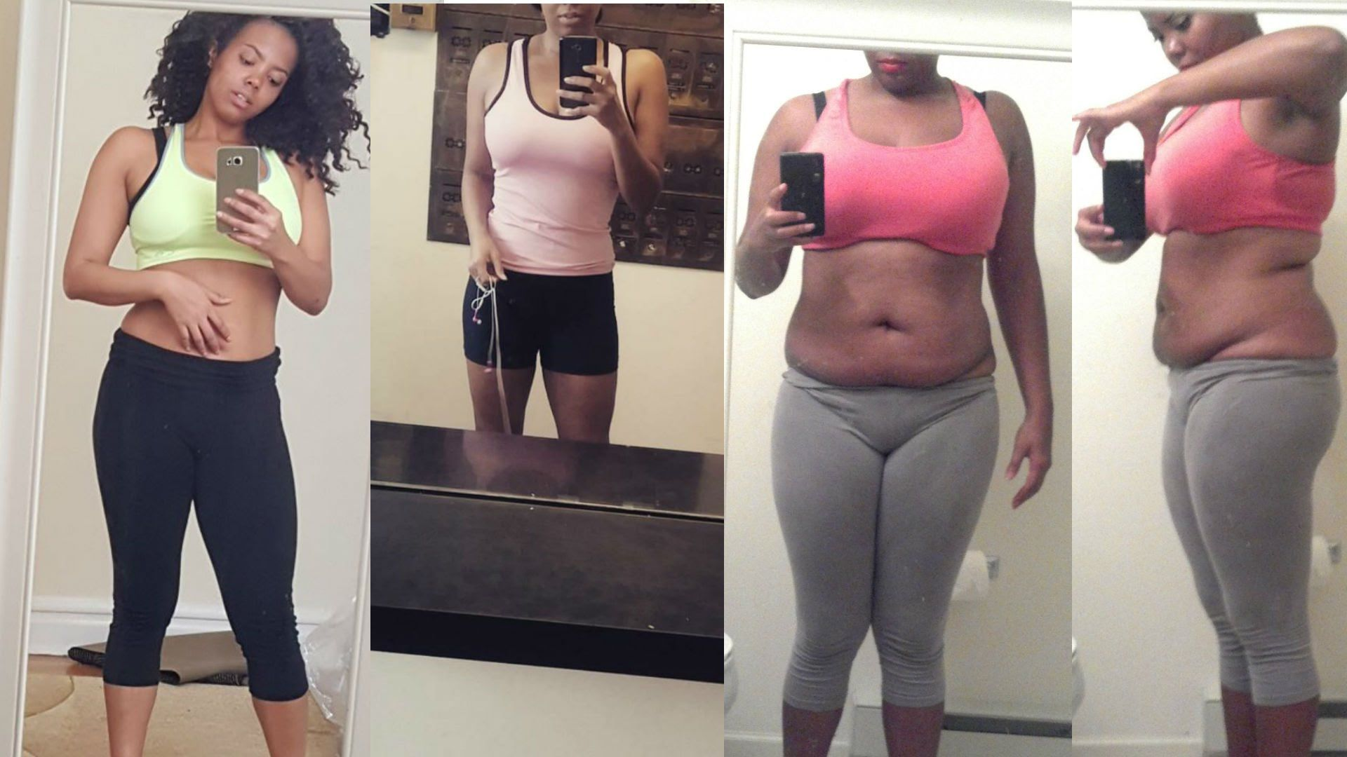 four month weight loss transformation quotes