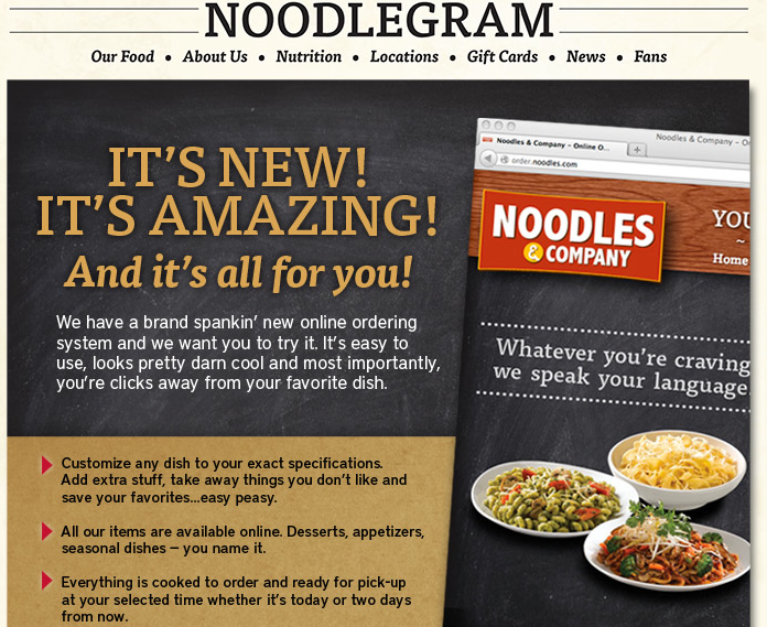 4 Examples of Effective Email Campaigns from Restaurant Brands ...