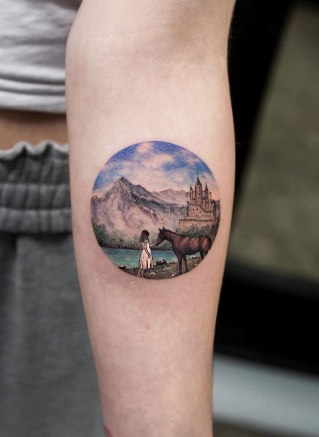 50 best tattoos from amazing tattoo artist eva krbdk for Best tattoo artist in colorado springs