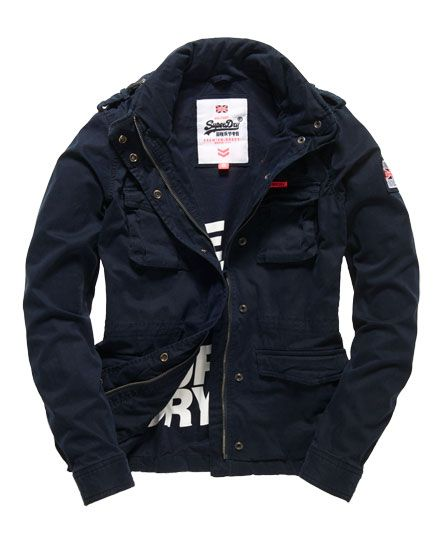Superdry Rookie Military Jacket | Military jacket women