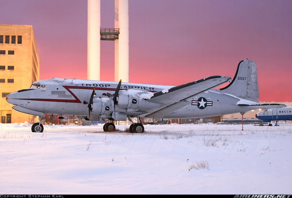 Douglas C-54G Skymaster (DC-4) - USA - Air Force | Aviation Photo #1843437 | Airliners.net