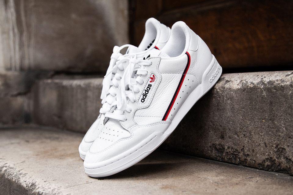 A Closer Look at adidas Originals Continental 80 | Reebok ...