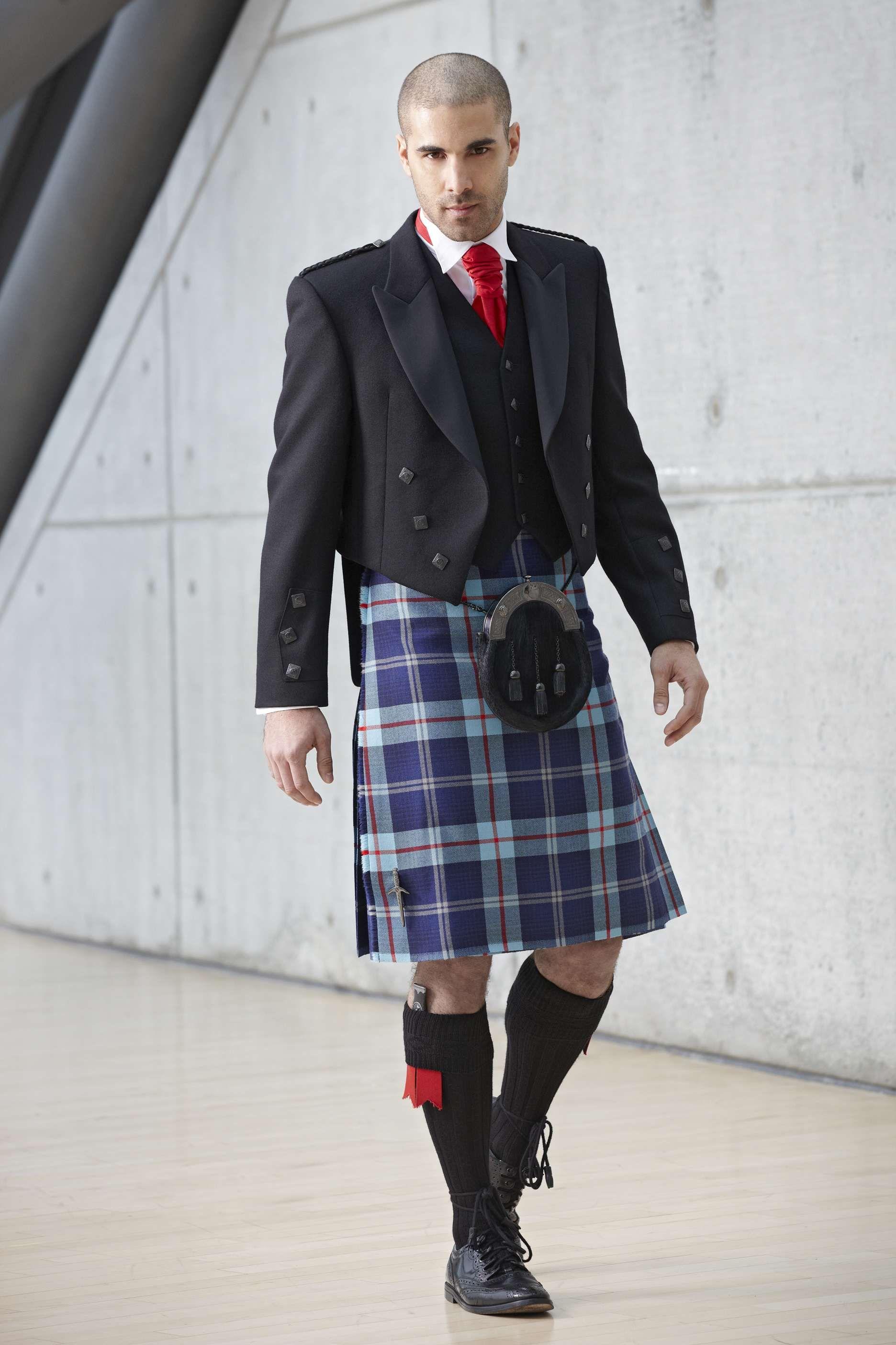 Help For Heroes Tartan | Kilts for the Groom | Highlandwear