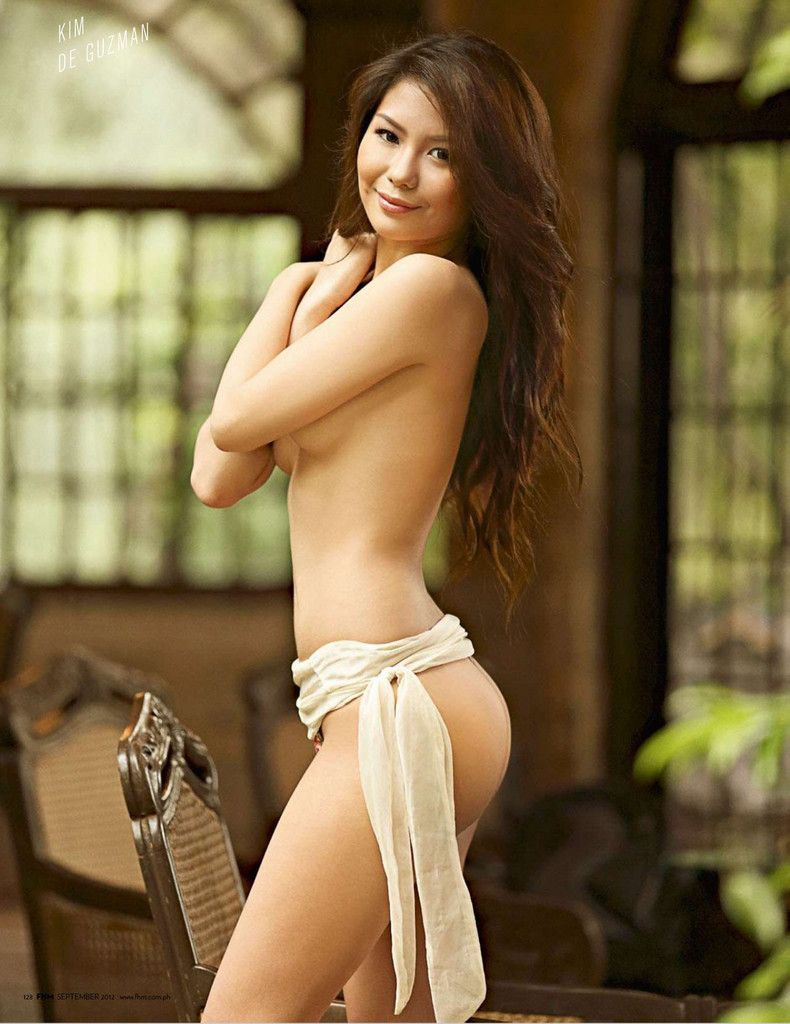 Fhm Philippines Leaked Nude Photos