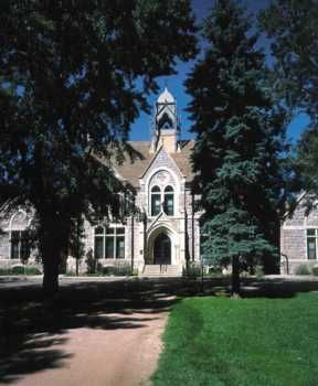 Went To College Here   Colorado College