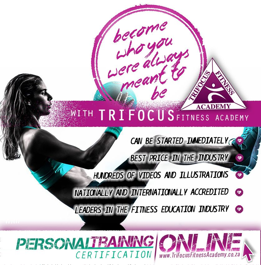 Trifocus Fitness AcademyS Personal Training Certification