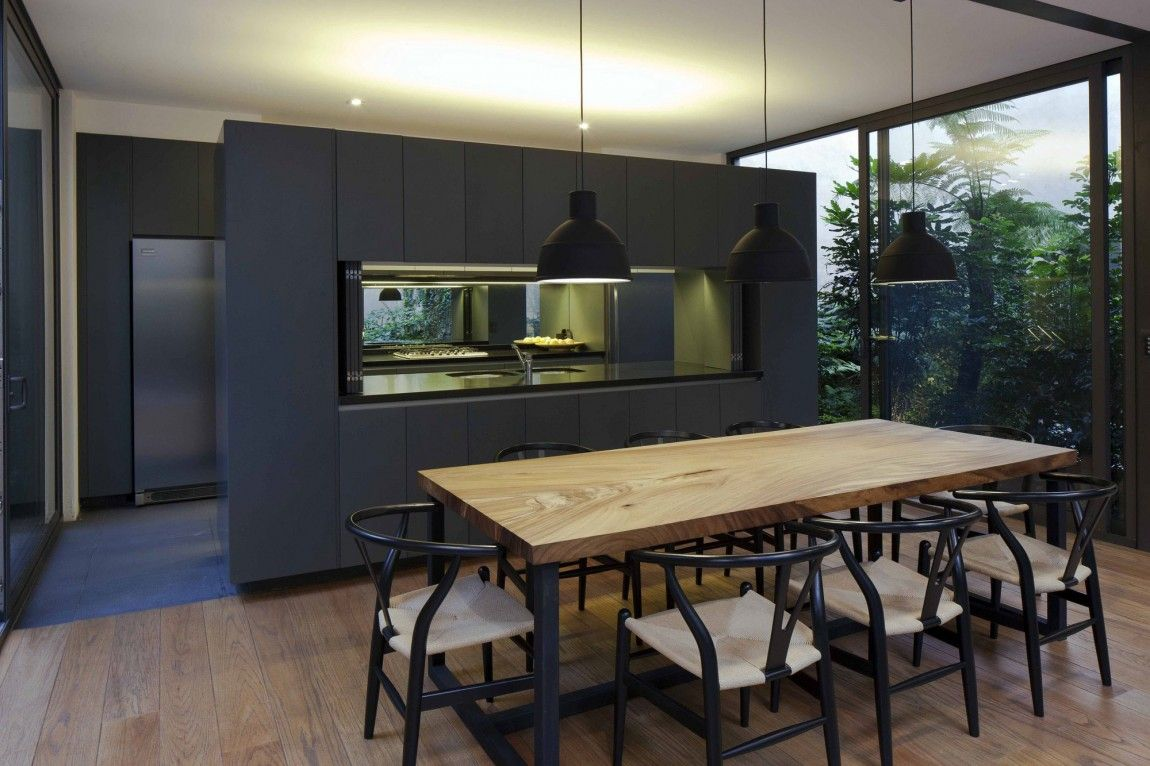 House With Four Courtyards By Andr S Stebelski Arq 14 Eldh S