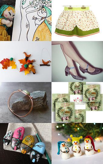Small gifts by Mammabook on Etsy--Pinned with TreasuryPin.com