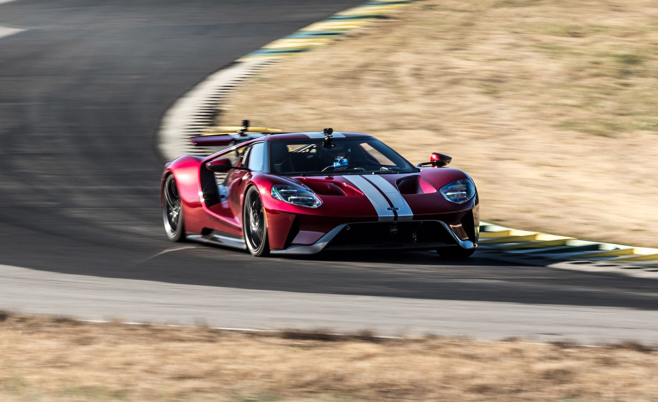 Lightning Lap   The Ford Gt Is Our New Vir Lap Time King