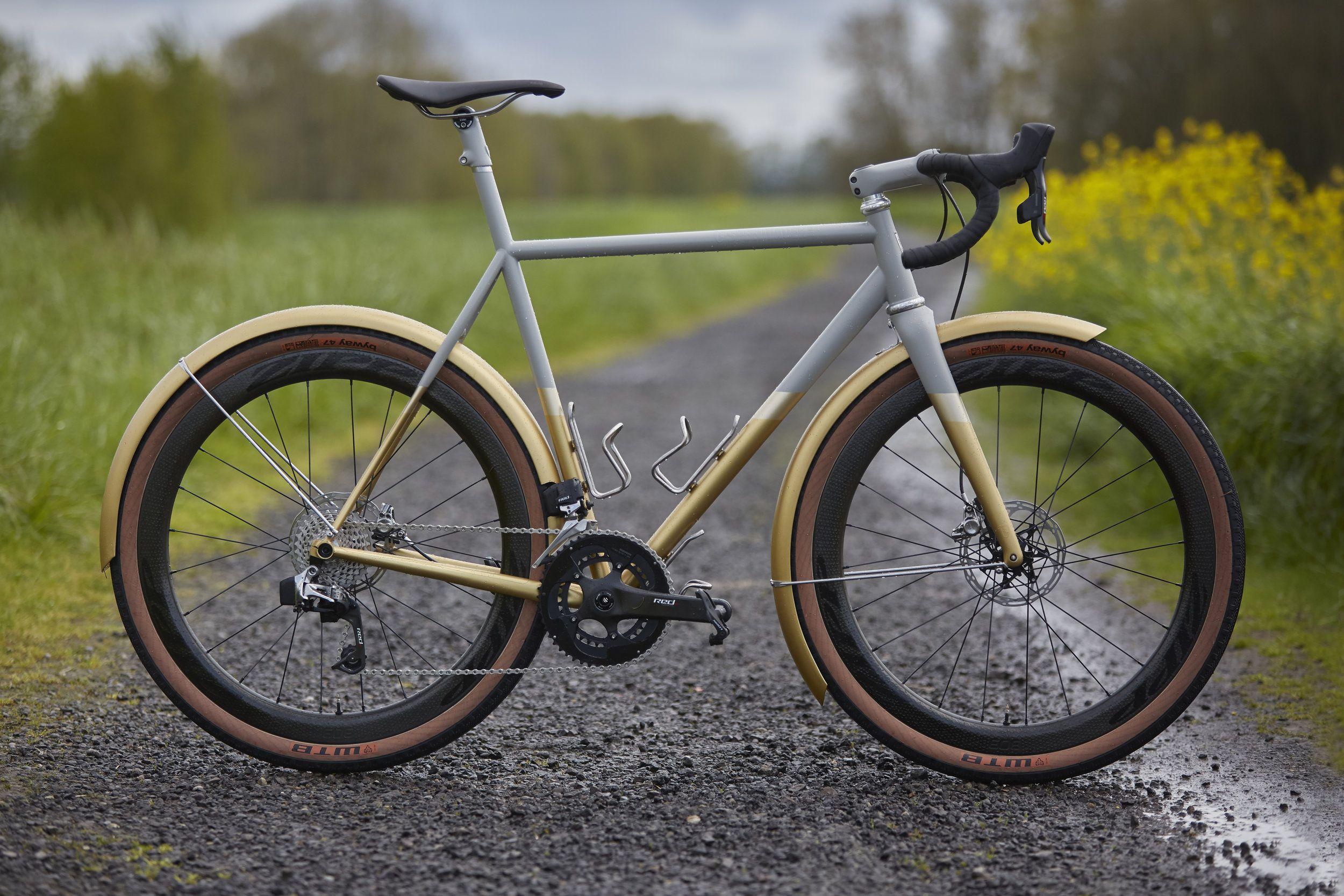 Speedvagen 650b Rugged Road Commuter Bike Bike Fender Gravel Bike