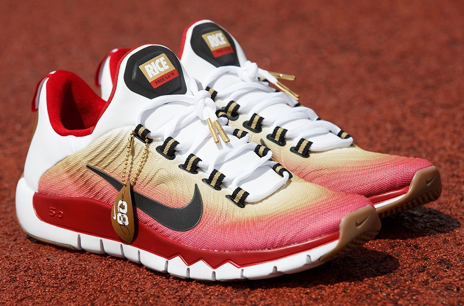 Nike Free Trainer 5.0 NRG 'Jerry Rice' | Sole Collector. With