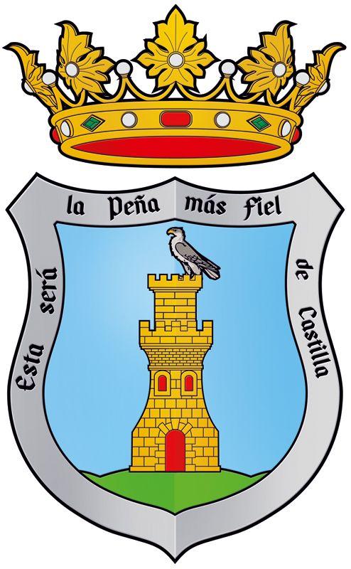 Peñafiel Escudo Castillos Museos