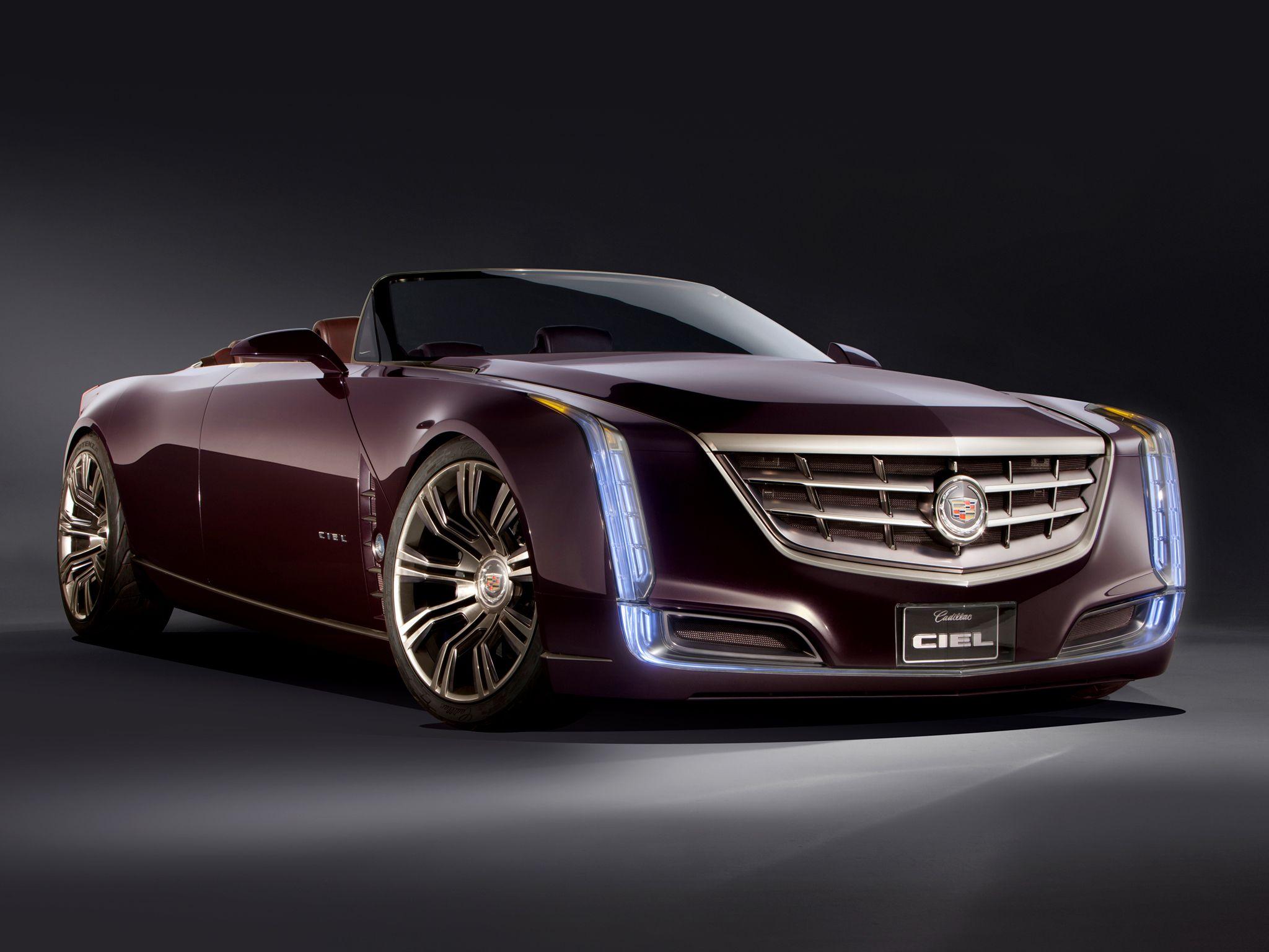 2011 Cadillac Ciel Concept Cars Trucks Cadillac Concept Cars