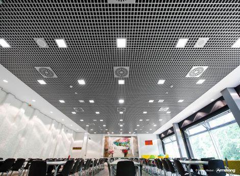 MESH CEILING - Google Search   ceiling   Ceiling, Metal