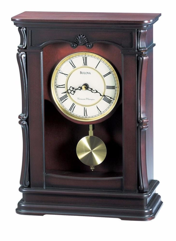 Bulova mantel clock repair