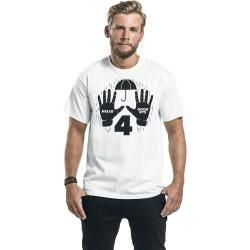 Photo of The Umbrella Academy Hello Number 4 T-Shirt