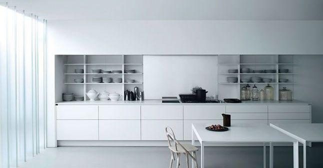 aménagement d'une cuisine en longueur: tout ce qu'il faut savoir ... - Composer Cuisine En Ligne