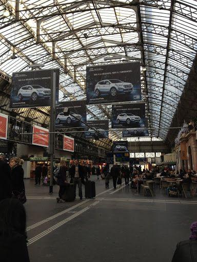 Train Frankfurt Paris